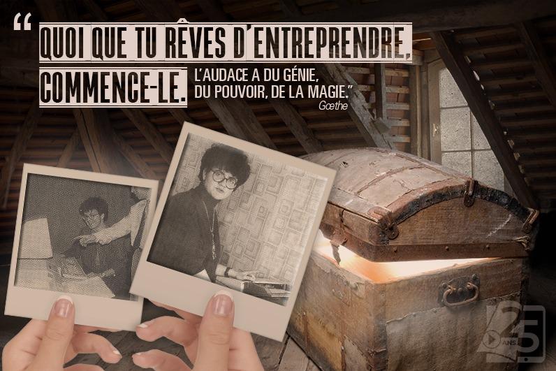 Histoire Agence Morgane Communication