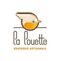 Création de logo pour la Brasserie La Louette