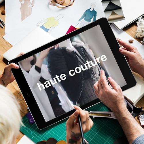 Vidéo institutionnelle pour A&B Couture