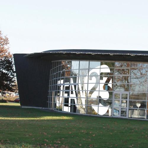 Identité visuelle de marque du Lycée Jean XXIII