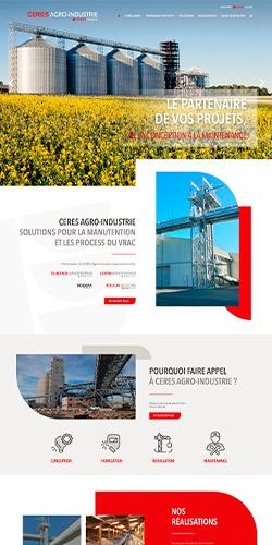Refonte de site internet par notre agence de stratégie digitale