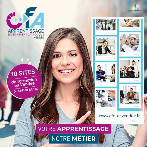 Stratégie de communication visuelle pour CFA EC 85