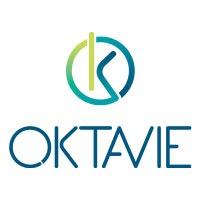 Logo de l'entreprise de service à la personne Oktavie